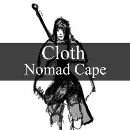 Armor; Nomad Cape / Броня; Плащ Кочевников (RU)