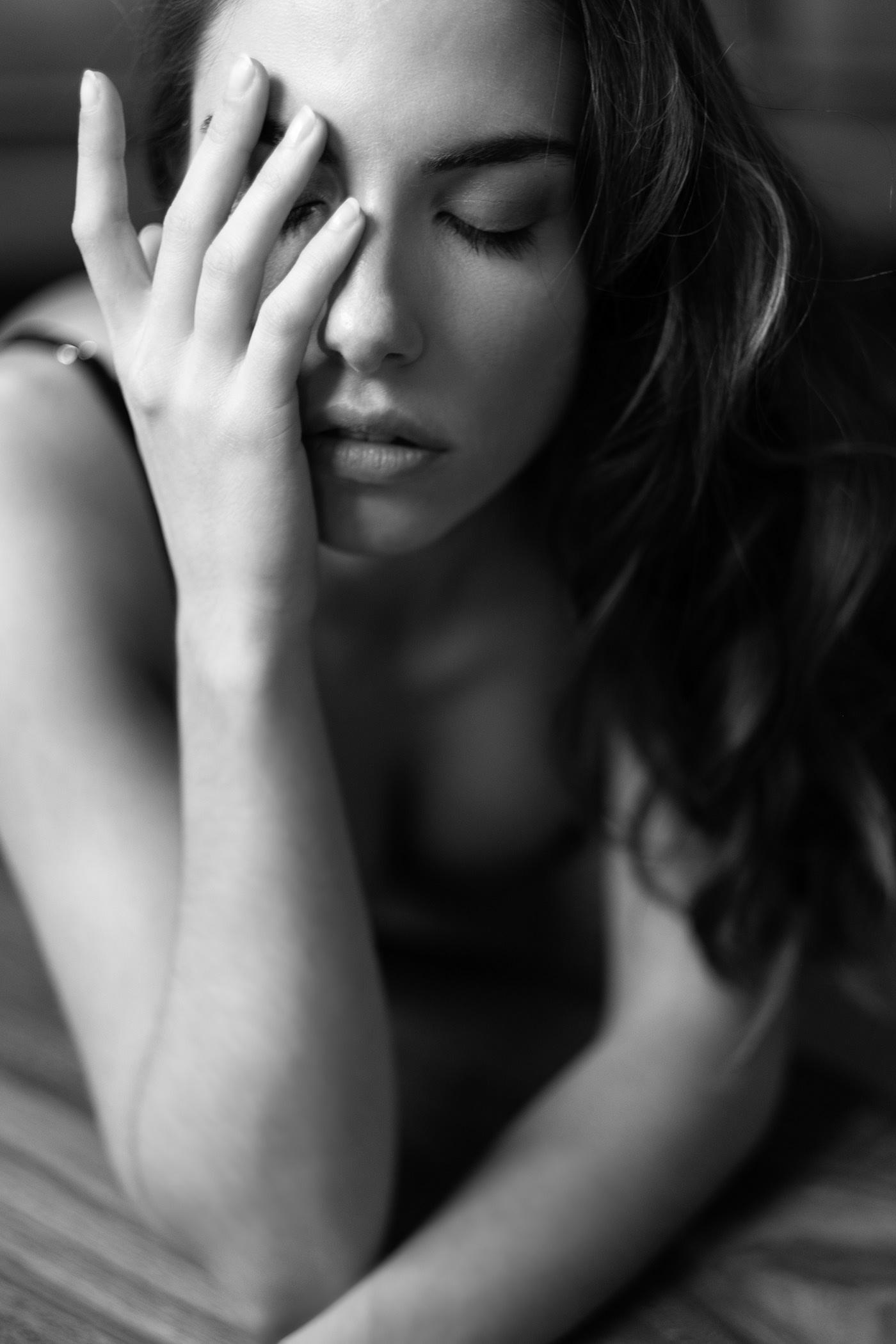 Rebecca B. / фотограф Pascal Thomas