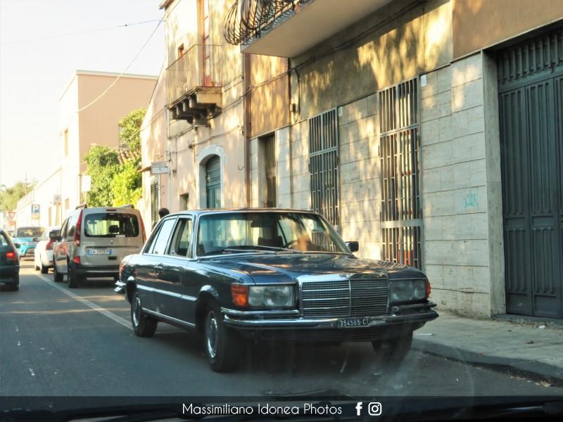avvistamenti auto storiche - Pagina 31 Mercedes-W116-280-SEL-2-8-185cv-74-CT354565-115-130-2-9-2019