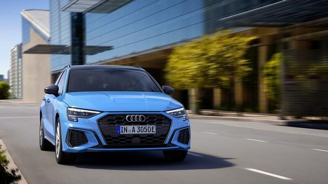 Conduisez jusqu'à 67 km en utilisant l'énergie électrique : La nouvelle Audi A3 Sportback 40 TFSI e A206520-medium