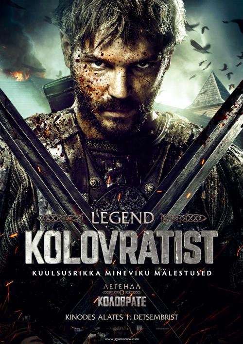 Legenda o Kolowracie / Furious (2017)