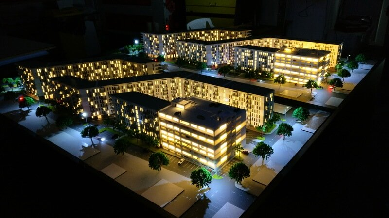 Sales and Marketing Based on Architectural Models