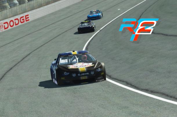 VRC NASCAR 2021 - Round 4 - Las Vegas