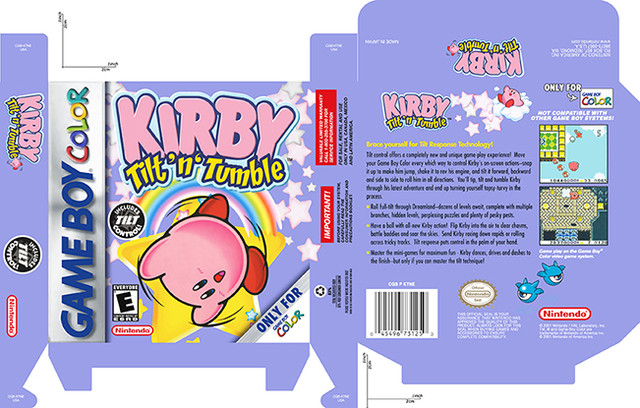 Kirby-Tilt-N-Tumble-Box