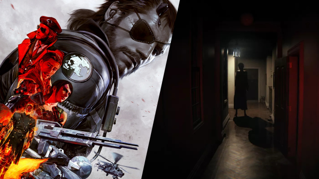 RUMOUR:  Sony Is Reportedly Looking To Acquire METAL GEAR SOLID, CASTLEVANIA, & SILENT HILL From Konami