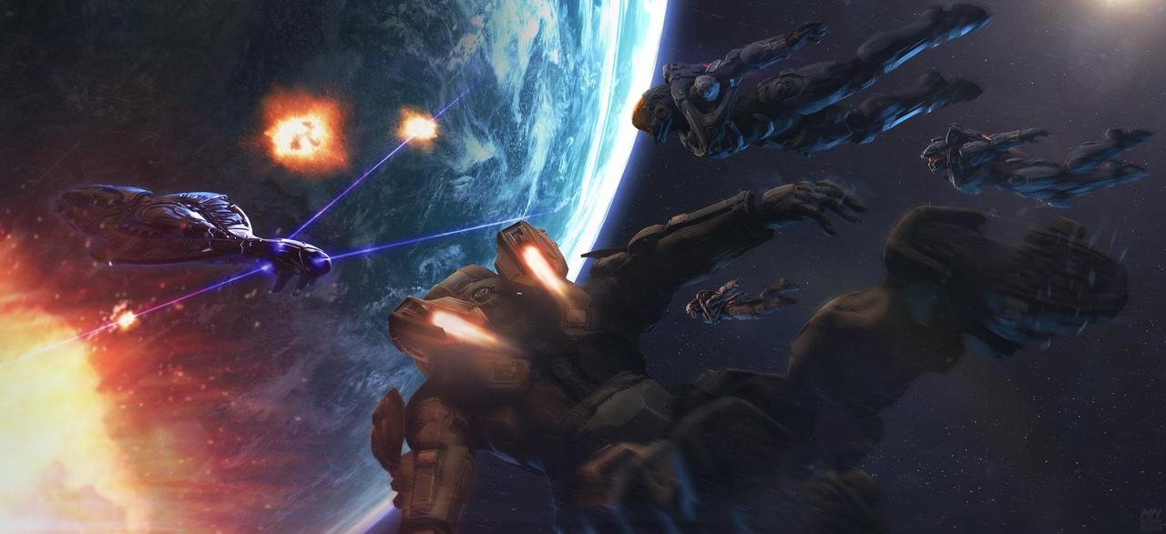 Телеадаптация Halo осиротела