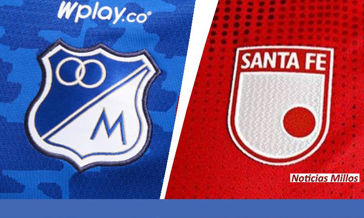 Millonarios vs Santa Fe