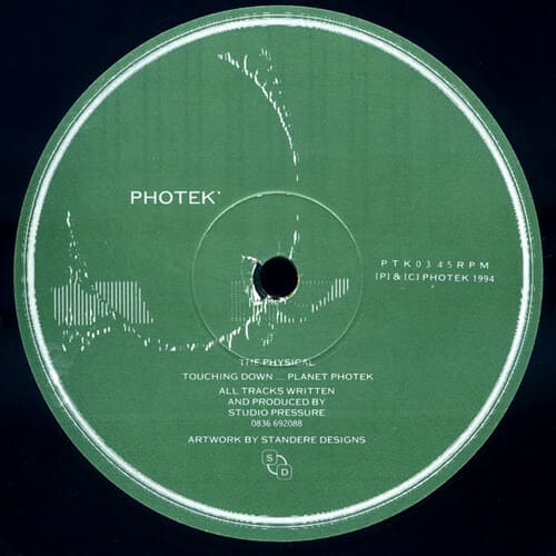 Download Studio Pressure - Touching Down ... Planet Photek / The Physical mp3