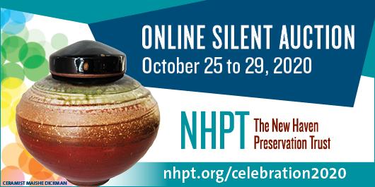 New Haven Preservation Trust - Silent Auction Fundraiser