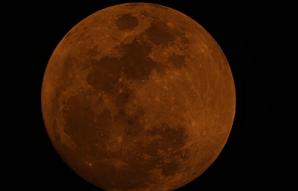 Luna Rossa in Argentina? Non è stata una Eclissi.