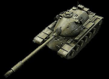 Премиум танк T54E2 World of Tanks Blitz