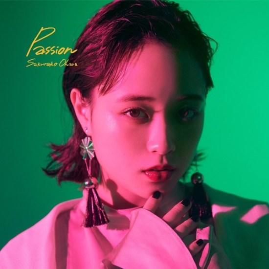 [Album] Sakurako Ohara – Passion