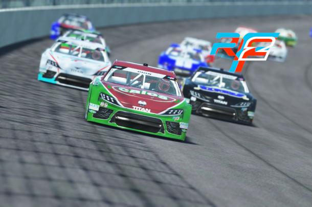 VRC NASCAR Xfinity - Round 2 - Michigan