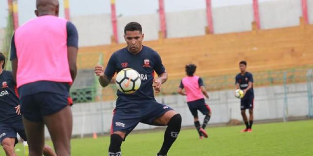 Beto Menuju Madura United