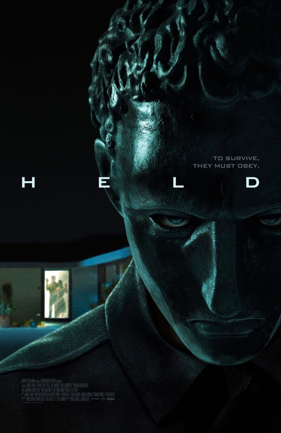 Held (2021) English 480p WEB-DL x264 AAC 300MB ESub