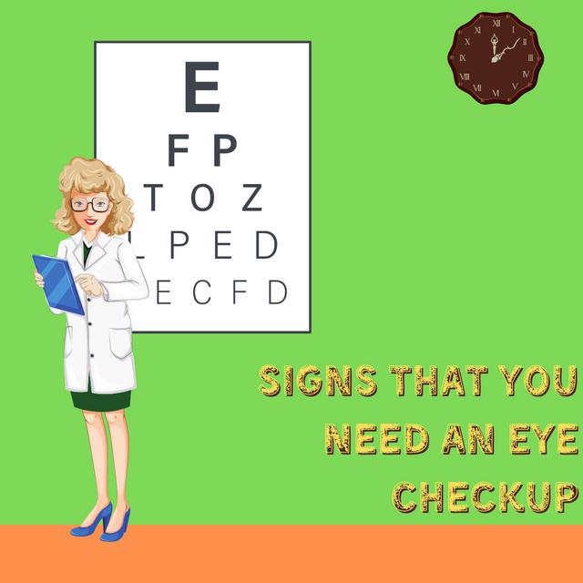 Signs-That-You-Need-An-Eye-Checkup