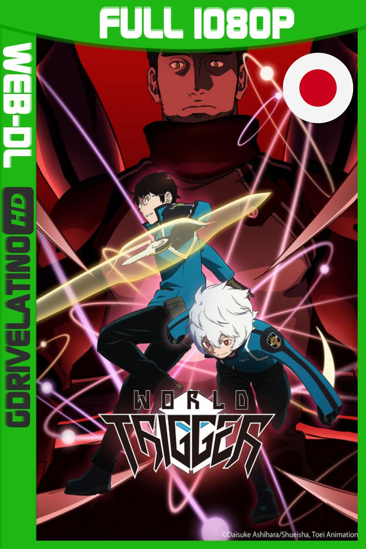 World Trigger 3rd Season (2021) Temporada 03 [03/??] CR WEB-DL 1080p Japonés MKV