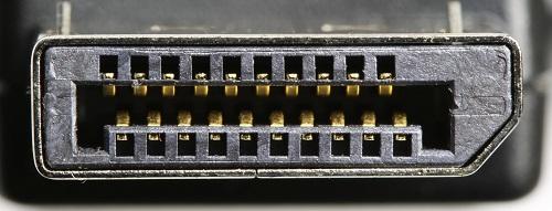 Display-Port-connector