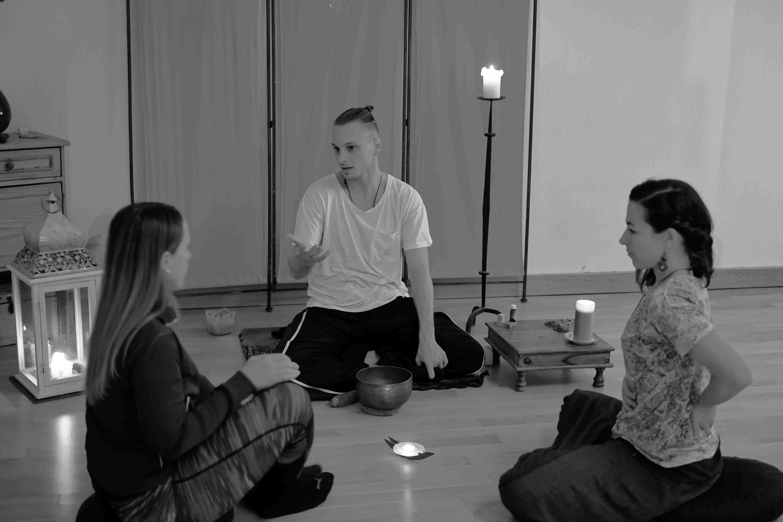Über Meditation, Teil 4