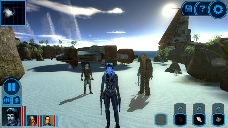 Star Wars: KOTOR (MOD, Unlimited Credits)