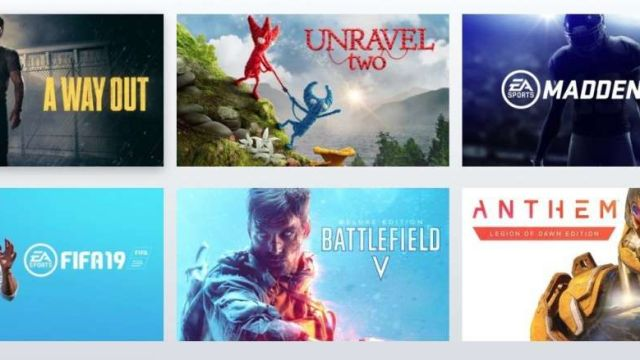Распродажа от EA и бесплатная подписка на Origin Access Basic в честь EA Play