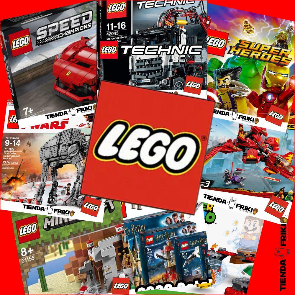 Juguetes lego baratos para comprar en internet amazon