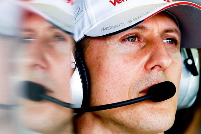 Michael Schumacher non è morto, c'è ma non riesce a comunicare