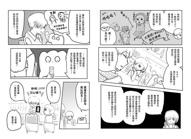 Topics tagged under 尖端 on 紀由屋分享坊 GAY-P038-P039