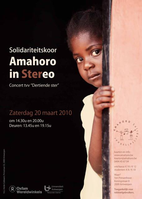 Amahoro In Stereo