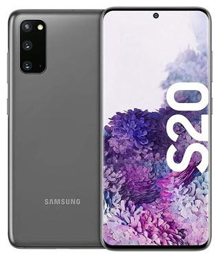 مواصفات وسعر هاتف Samsung Galaxy S20