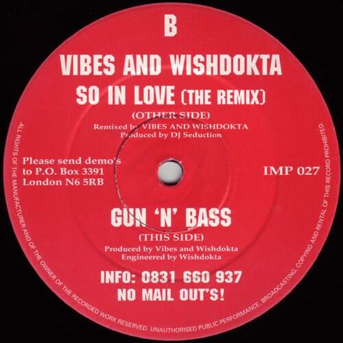 Download Vibes & Wishdokta - So In Love / Gun 'N' Bass mp3