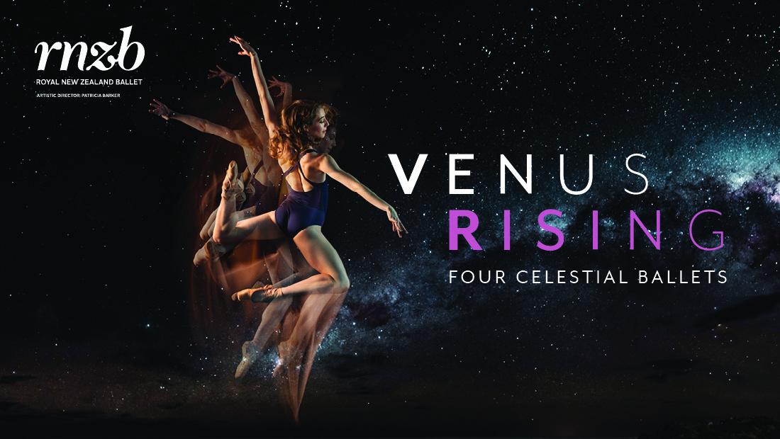 RNZB Venus Rising