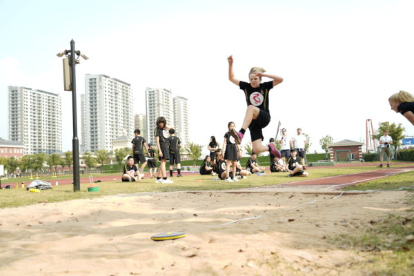 Fostering an Active Life Philosophy Through Sport in this Hangzhou International School