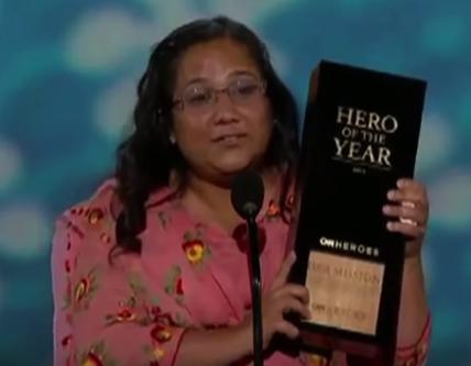 CNN Hero Award : Puspa Basnet