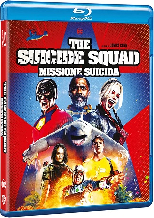 The Suicide Squad (2021) Full Bluray AVC DD 5.1 iTA/MULTi TrueHD ENG - DDN