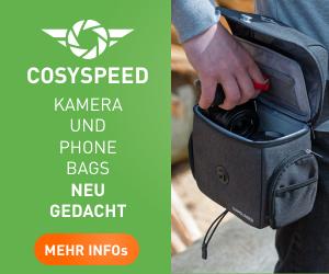 COSYSPEED Kameratasche