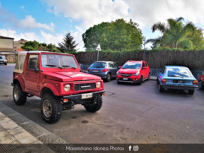 avvistamenti auto storiche - Pagina 40 Suzuki-Samurai-1-0-45cv-91-CT987548-1