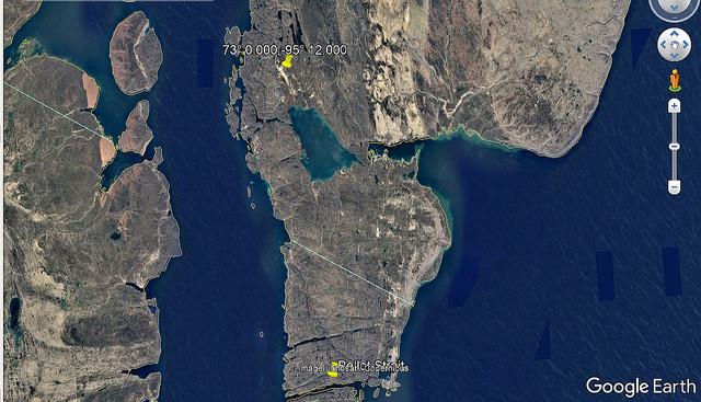 terremoto en somerset island, terremoto en penguin island Somerset53
