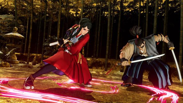 劍戟對戰格鬥遊戲《SAMURAI SHODOWN》季票3 DLC角色第2彈「高嶺 響」4月28日正式上線! SS06