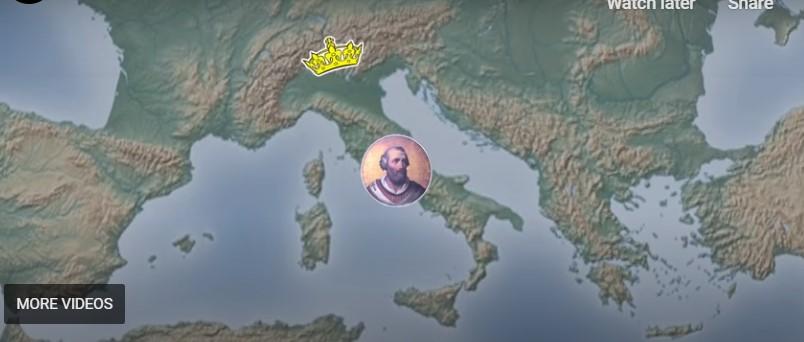 VIDEO: Pogledajte historiju svijeta predstavljenu na potpuno drugačiji način