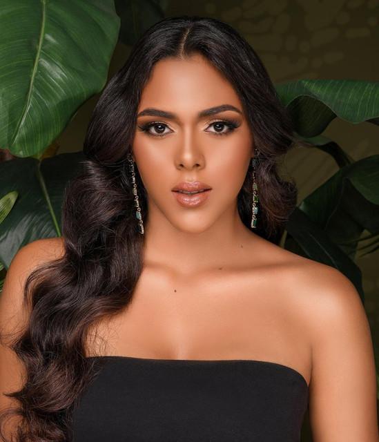 candidatas a miss earth dominican republic 2021. final: 31 de agosto. 3