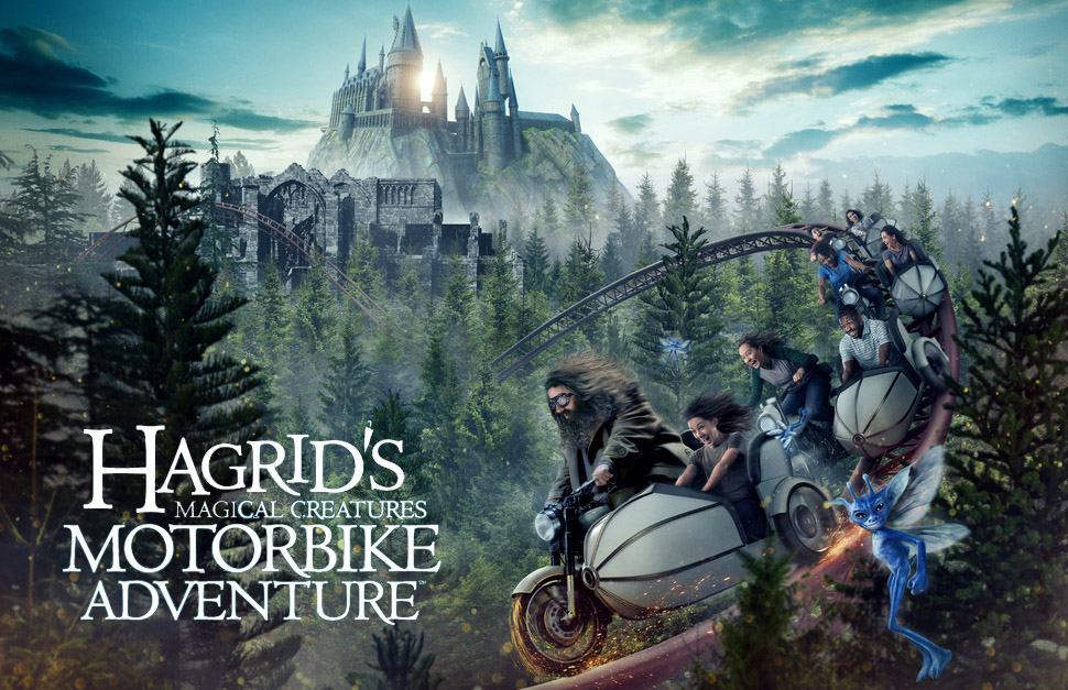 New Orlando Attractions Harry Potter Ride