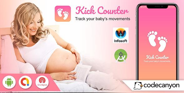 Baby Kick Counter