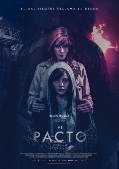 Diabelski rytuał / El pacto (2018) PL.BDRip.XviD-KiT | Lektor PL