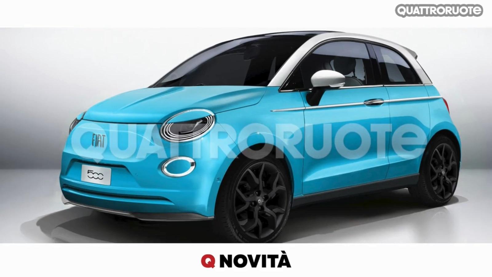 2020 Fiat 500 III 7