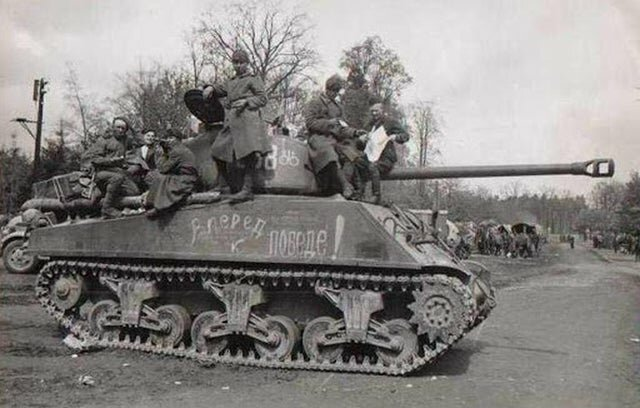 Редкие и интересные исторические фотографии