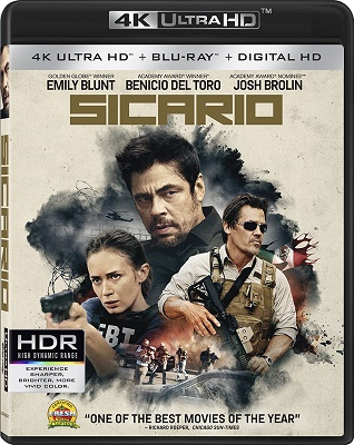 Sicario (2015) UHD 2160p UHDrip HDR10 HEVC DTS ITA/ENG - ItalyDownload