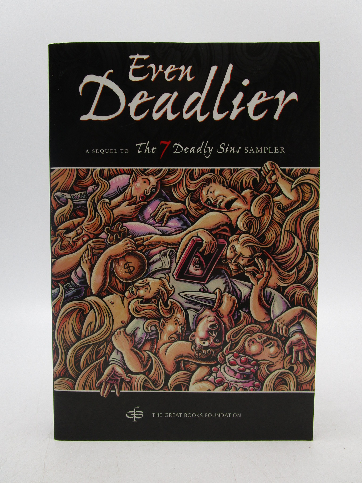 Image for Even Deadlier: A Sequel to the Seven Deadly Sins Sampler