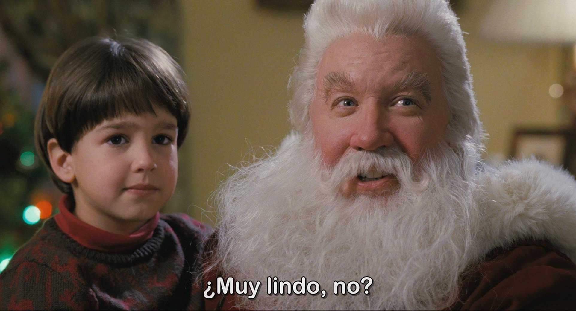Santa Clausula (Trilogia) + Extras x265 10 Bits 1080p