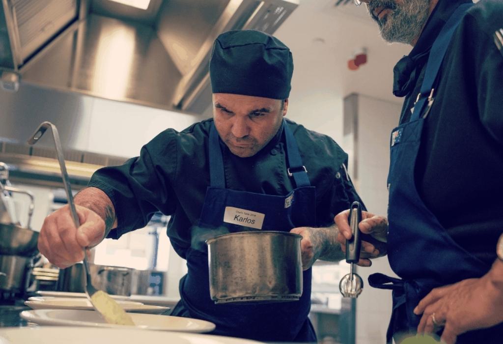 Chef Five Tacos